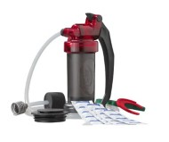 MSR MiniWorks EX Purifier System Grey/Red