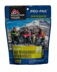 Mountain House Beef Stroganoff Pro-Pak Entrée