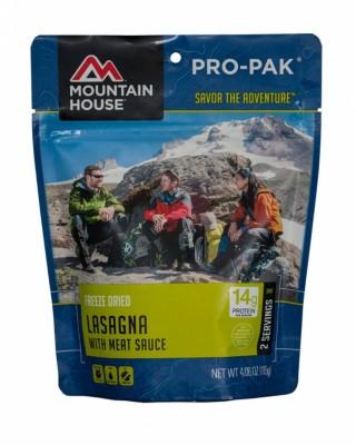 Mountain House Lasagna with Meat Sauce  Pro-Pak Entrée