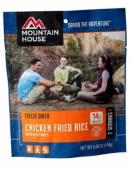 Mountain House Chicken Fried Rice  Pouch Entrée