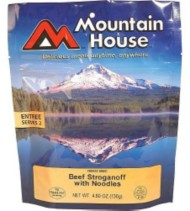 Mountain House Beef Stroganoff & Noodles Entree