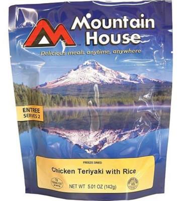 Mountain House Chicken Teriyaki Entree
