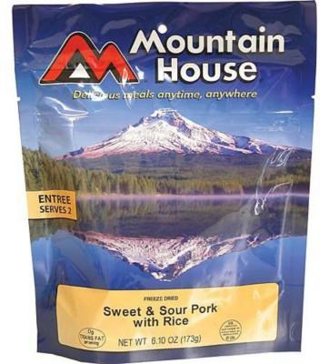 Mountain House Sweet & Sour Pork