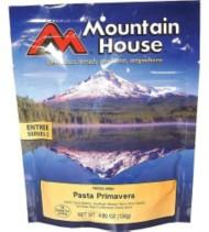 Mountain House Pasta Primavera Entree