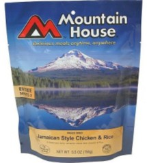Mountain House Mexican Style Chicken and Rice Entree