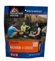 Mountain House Mac and Cheese Pouch Entrée
