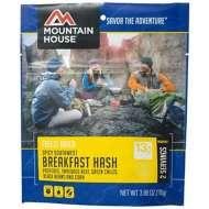 Mountain House Spicy Southwest Breakfast Hash Pouch Entrée
