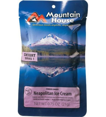 Mountain House Ice Cream Desserts