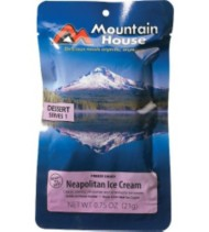 Mountain House Ice Cream Desserts
