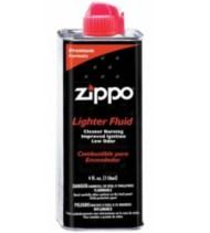 Zippo Lighter Fluid Fuel 4 oz.