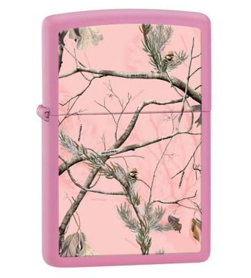 Zippo Windproof APC Pink Camo Lighter