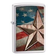 Zippo 200 Retro Star Windproof Lighter