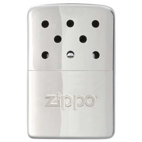 Zippo Refillable 6 Hour Chrome Hand Warmer
