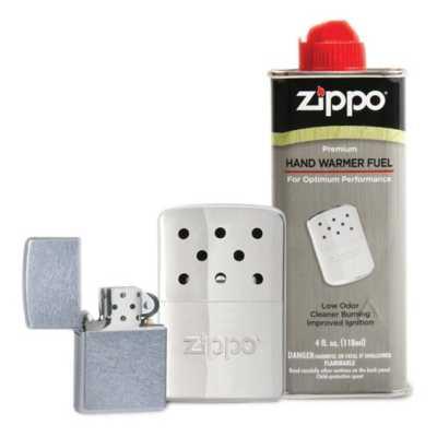Zippo Ultimate Handwarmer Gift Set