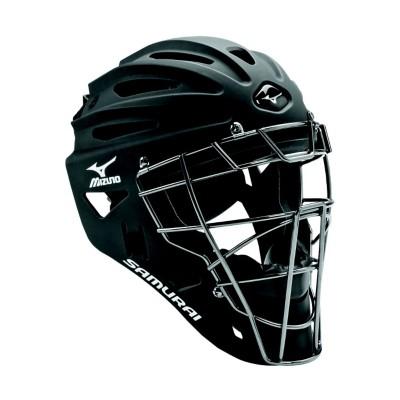 Adult Mizuno Samurai G4 Catcher's Helmet' data-lgimg='{