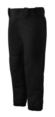 Youth Girls Belted Softball Pant