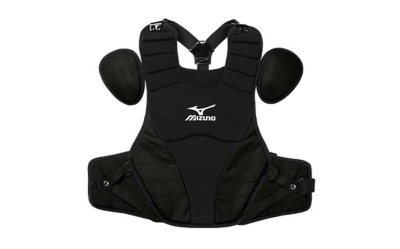 "Mizuno 16.5"" Chest Protector' data-lgimg='{"