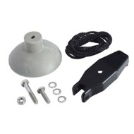 Lowrance Portable Suction Cup Mounting Kit