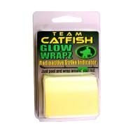 Team Catfish TCGW Glow Wraps Strike Indicator