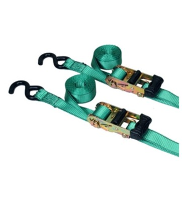 Highland Ratchet 2 Pack Tie Down
