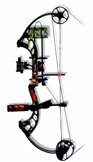 PSE Stinger X Pro RTH Bow Package