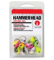 VMC Assortment Pack Hammer Head Jig