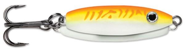 Glow Orange Fire UV