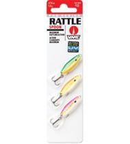 VMC UV Rattle Spoon 3-Pack