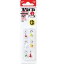 VMC Tungsten Tubby Jig 6 Pack