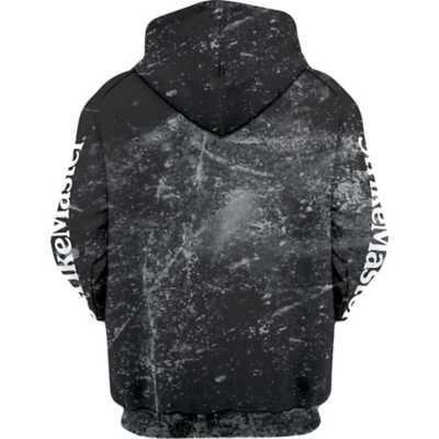 Men's StrikeMaster Black Ice Sweatshirt