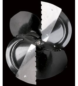 Strikemaster Power Auger Replacement Blade
