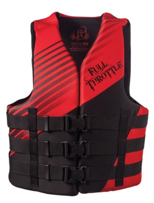Men's Full Throttle Neoprene Life Vest