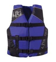 Youth Full Throttle Nylon Life Vest