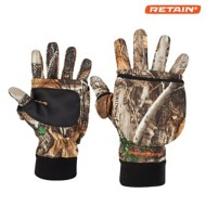 Men's Arctic Shield System Gloves with Tech Fingers