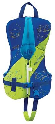 Infant Full Throttle Hinged Rapid-Dry Flex-Back Vest
