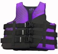 Women's Full Throttle Rapid Dry Life Vest