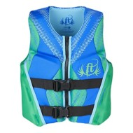 Youth Boys' Full Throttle Hinged Rapid Dry Flex Back Life Vest