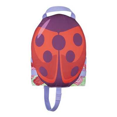 Kids' Full Throttle Water Buddies Ladybug Life Jacket