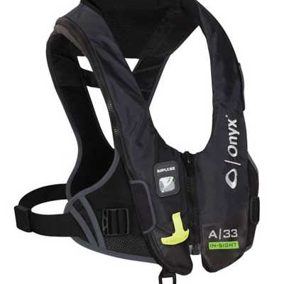 Onyx Impulse A-33 In-Sight Auto Inflate Life Jacket