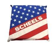 Scheels Stars And Stripes Boat Cushion