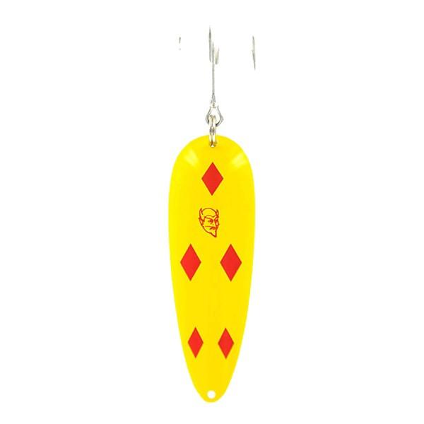 Yellow/Red Diamond