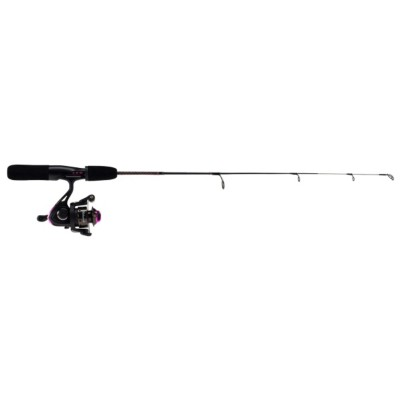 Shakespeare Ugly Stick GX2 Ladies Ice Fishing Combo