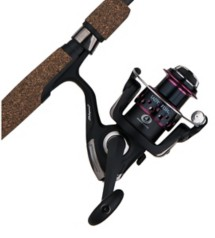 Shakespeare Deluxe Ladyfish Spinning Combo