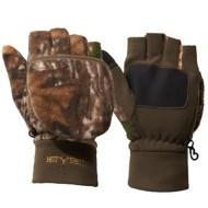 Hot Shot Bulls-Eye Flipover Glove