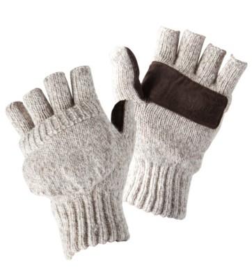 Hot Shot Raggwool Glove Mitt