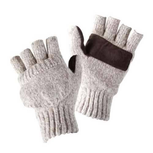 Igloo Raggwool Gloves Flip Mittens