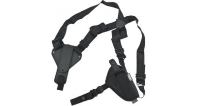 Uncle Mike's Cross Harness Shoulder Holster