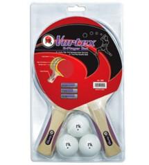 Martin Kilpatrick Vortex 2 Player Table Tennis Racket