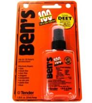 Adventure Medical Kits Ben's 100 Max DEET Insect Repellent