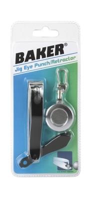 BAKER Jig Eye Punch & Line Clipper